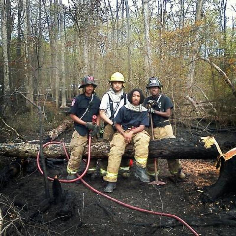 Chapel Oaks Fire Company – Chapel Oaks, MD